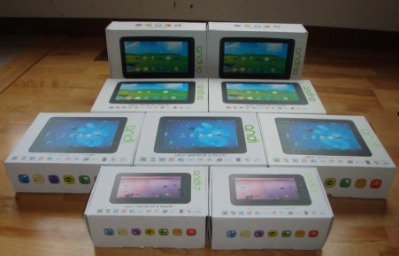Andi Google Tablet